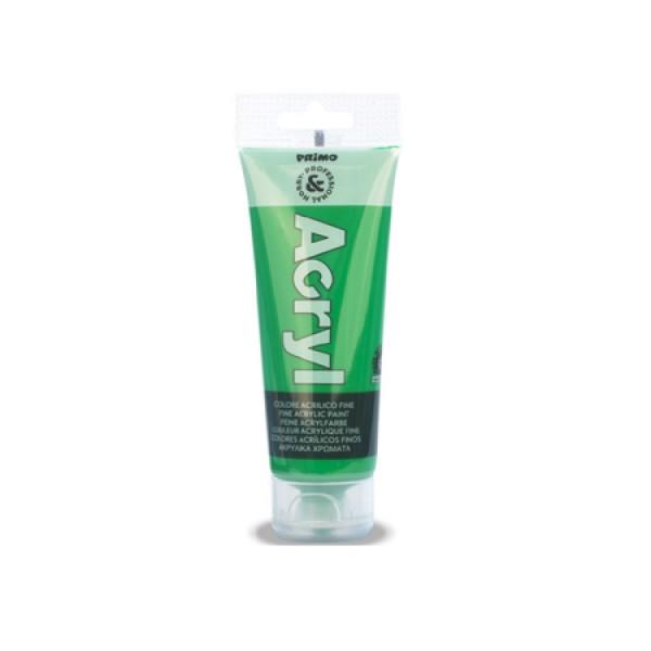 Ακρυλικό Χρώμα Acryl Green 75ml Primo