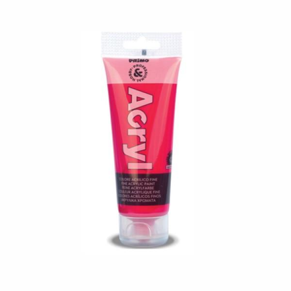Ακρυλικό Χρώμα Acryl Magenta 75ml Primo