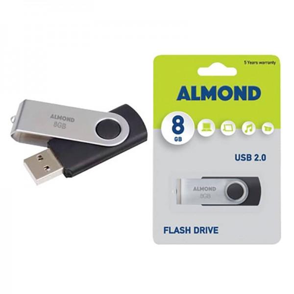 Usb Stick 8GB Almond