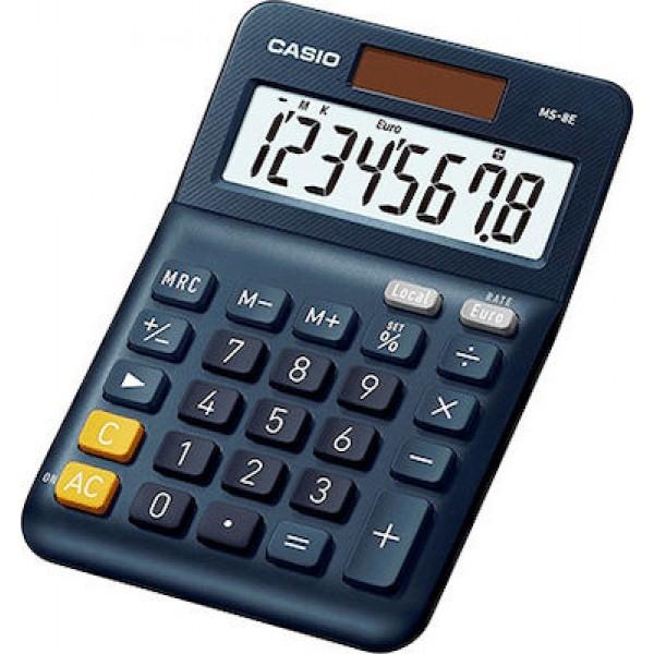 Αριθμομηχανή MS-8E Casio