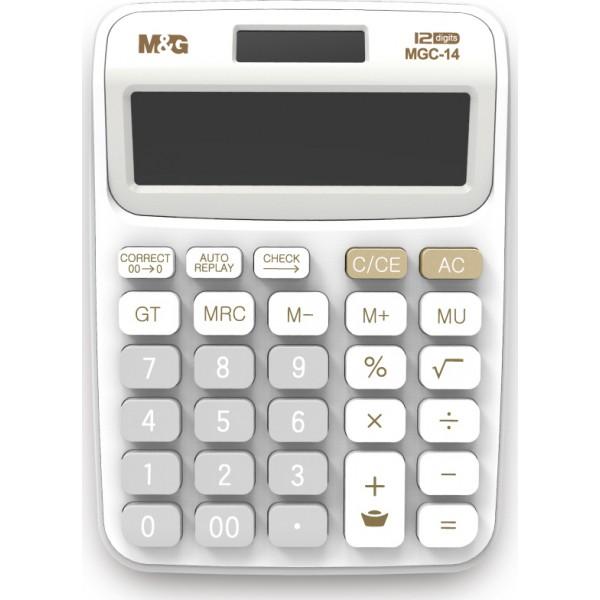 Aριθμομηχανή M&G Check & Correct MGC-14