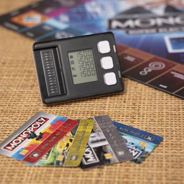 Επιτραπέζιο Monopoly Ηλεκτρονική Εξαργύρωση Bonus