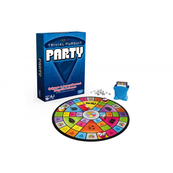 Επιτραπέζιο Trivial Pursuit Party