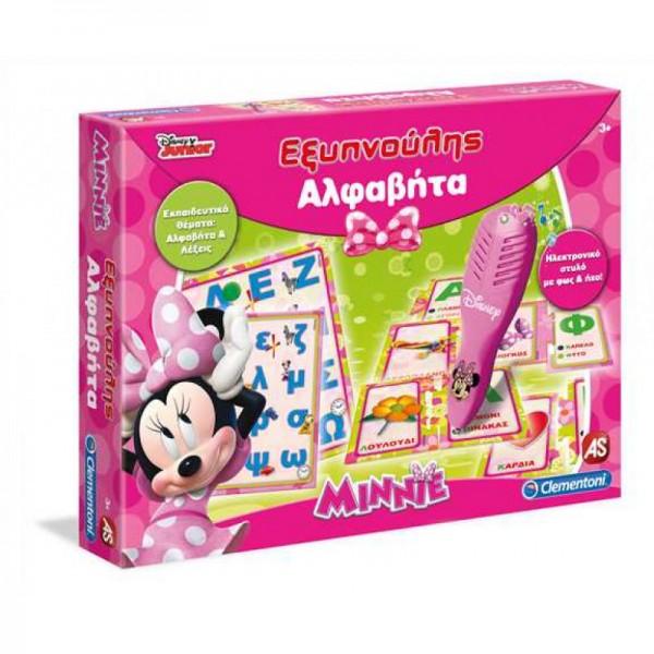 Επιτραπέζιο Εξυπνούλης Minnie Αλφαβήτα