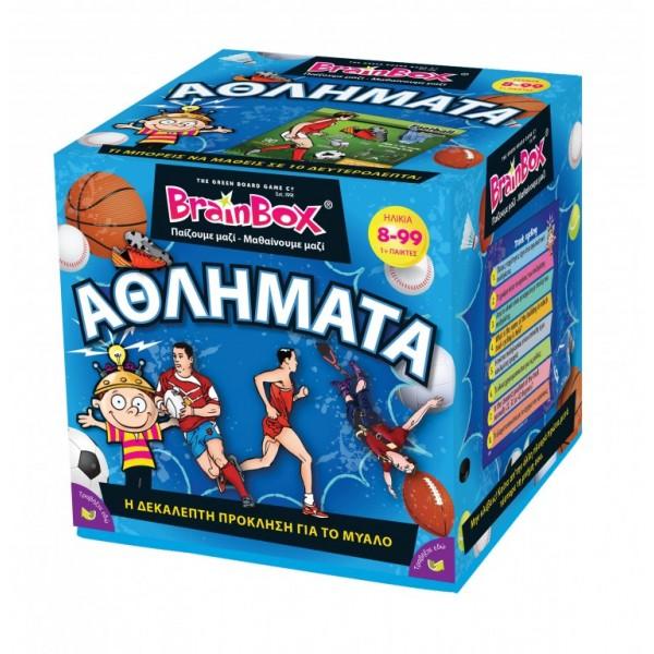 Επιτραπέζιο Αθλήματα BrainBox