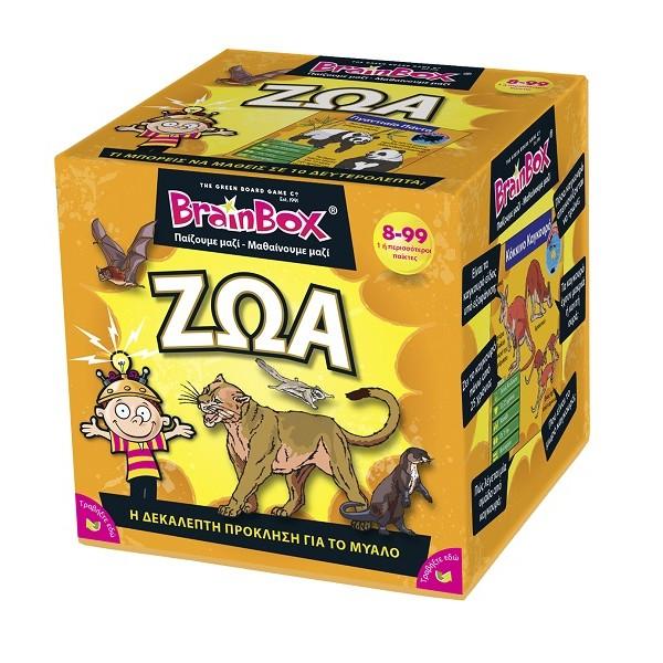 Επιτραπέζιο Ζώα BrainBox