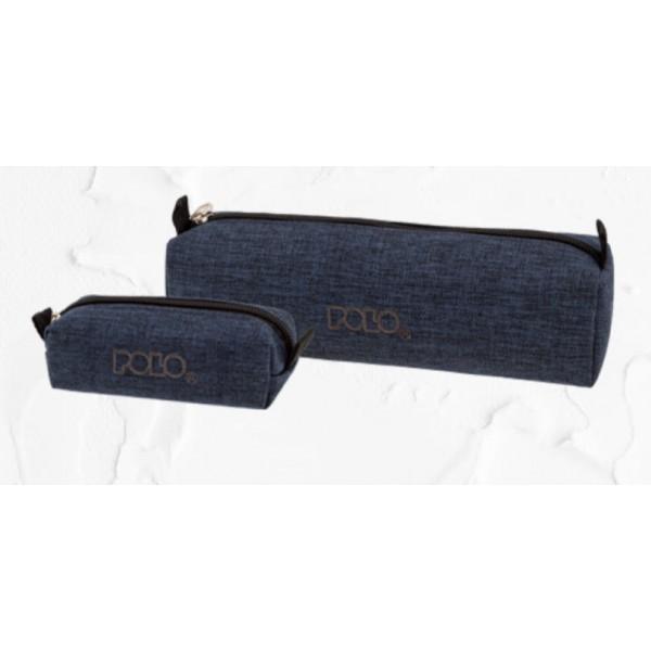 Κασετίνα Jean σε 6 Χρώματα (με πορτοφολάκι) Polo