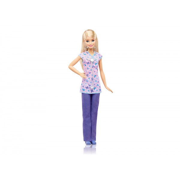 Κούκλα Barbie Νοσοκόμα
