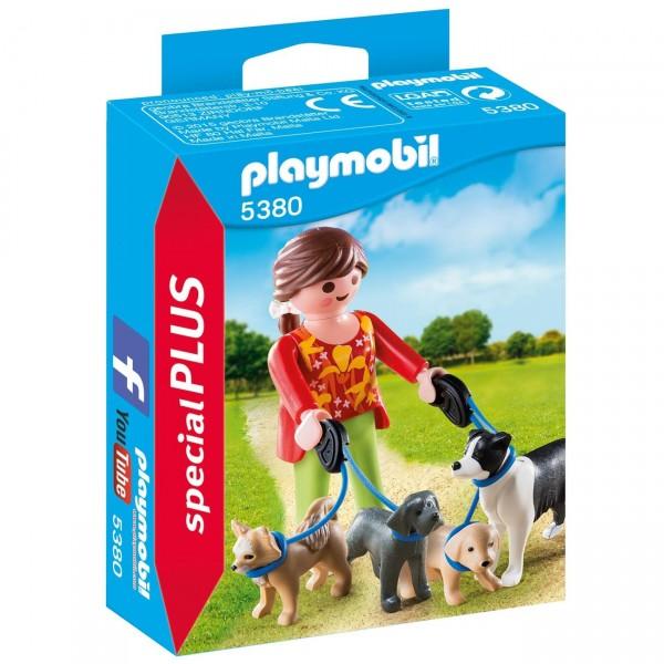 Playmobil 5380 Εκπαιδεύτρια Σκύλων