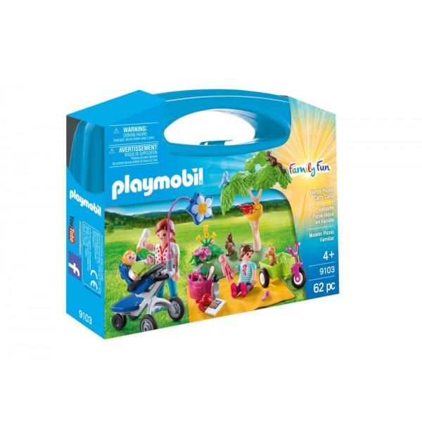 Playmobil 9103 Βαλιτσάκι Πικ-Νικ Στην Εξοχή