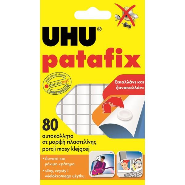 Αυτοκόλλητα Διπλής Όψης Patafix UHU