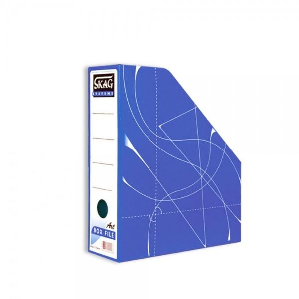 Κουτί Κοφτό 8x32x27cm Μπλε Skag