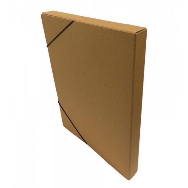 Κουτί με Λάστιχο Οικολογικό 25x33x3cm