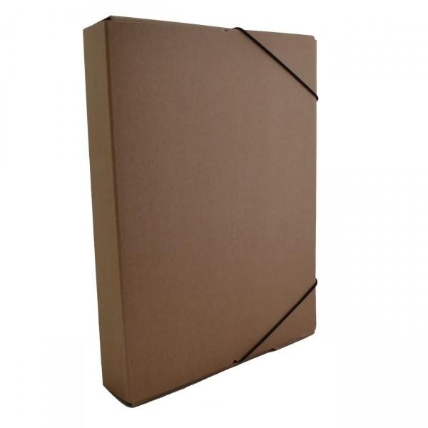 Κουτί με Λάστιχο Οικολογικό 25x33x5cm