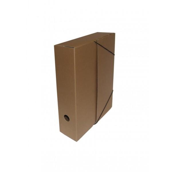 Κουτί με Λάστιχο Οικολογικό 25x33x8cm