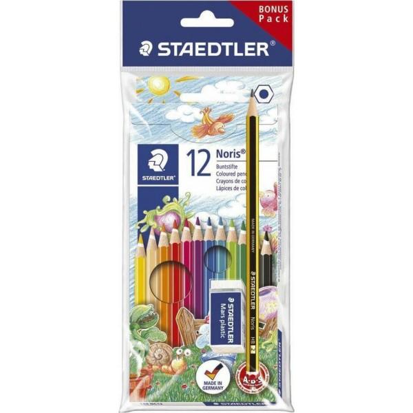Ξυλομπογιές Staedtler Bonus Pack 12τμχ
