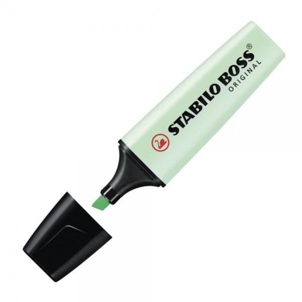Μαρκαδόρος Υπογραμμίσεως Pastel Πράσινος 70/116 Stabilo Boss