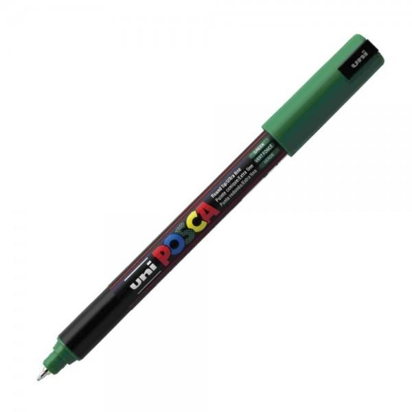 Μαρκαδόρος Posca PC-1MR Πράσινος Uni