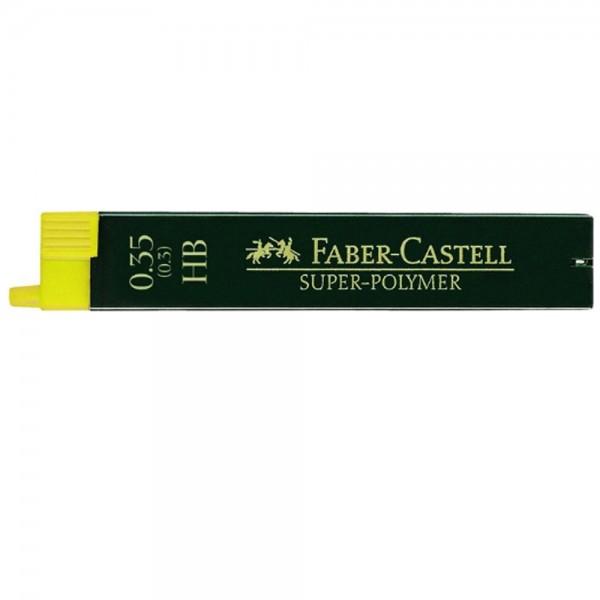 Μύτες Mολυβιών 0.35mm. HB Faber Castell