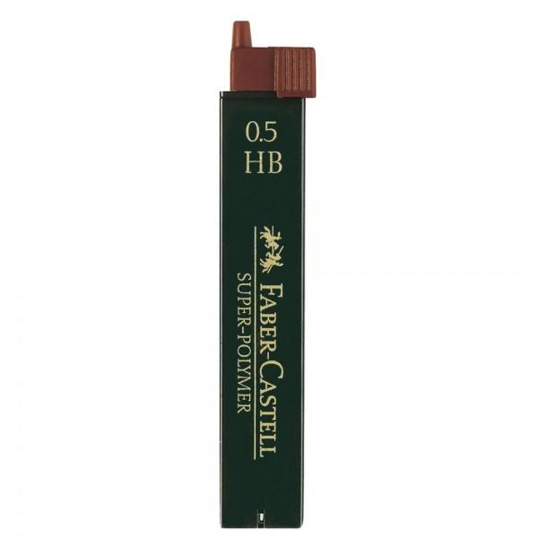 Μύτες Mολυβιών 0.5mm. HB Faber Castell