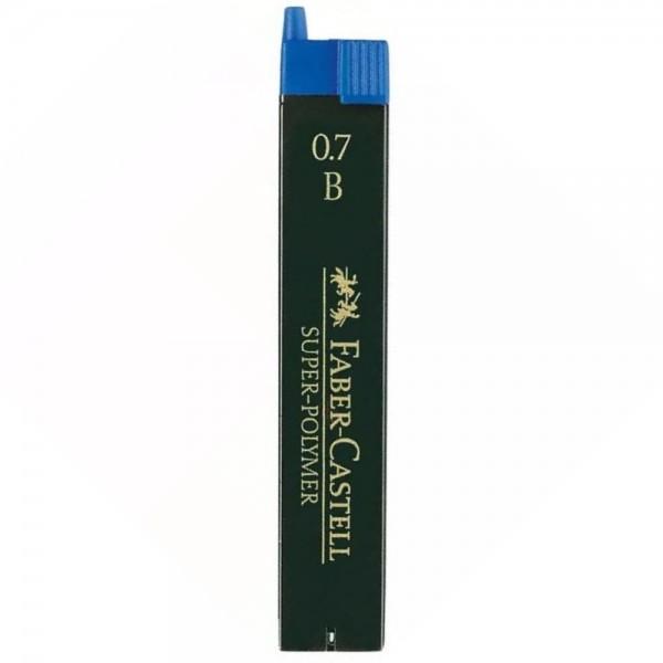 Μύτες Mολυβιών 0.7mm. B Faber Castell