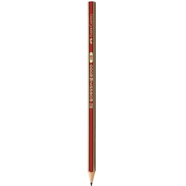 Μολύβι FABER CASTELL DESSIN 2000 2B