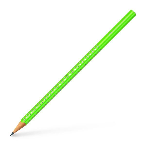 Μολύβι Sparkle Πράσινο B Faber Castell