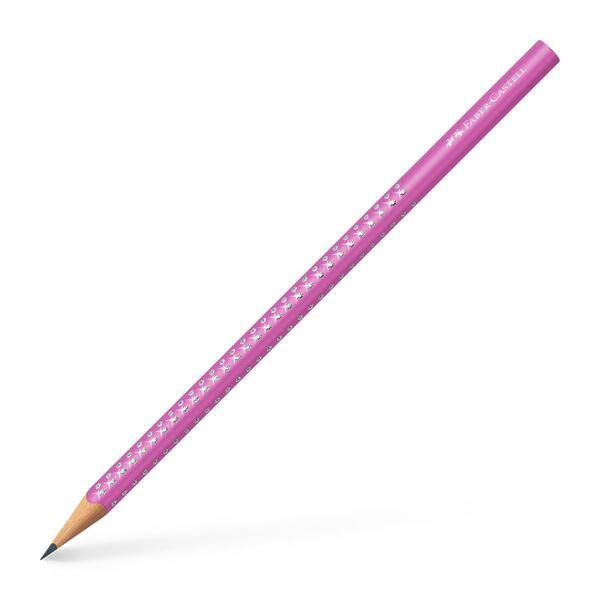 Μολύβι Sparkle Ροζ B Faber Castell