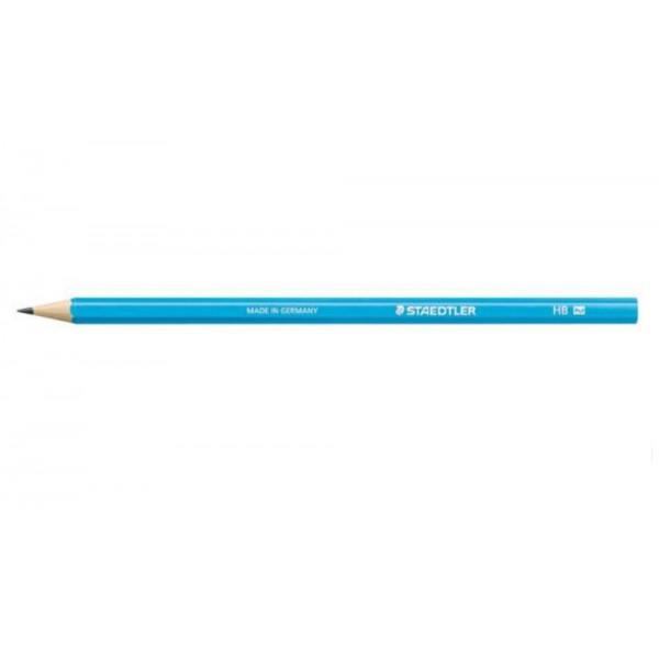 Μολύβι Neon Wopex HB Γαλάζιο Staedtler