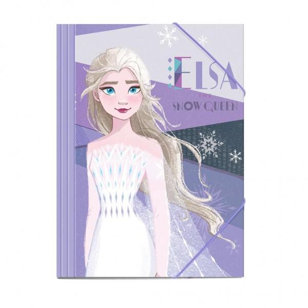 Φάκελος με λάστιχο Frozen