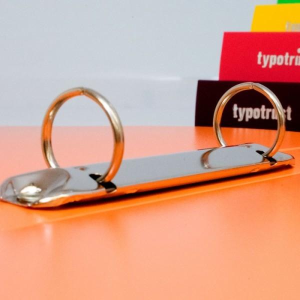 Ντοσιέ  Α4 με 2  κρίκους 2,6cm - Typotrust