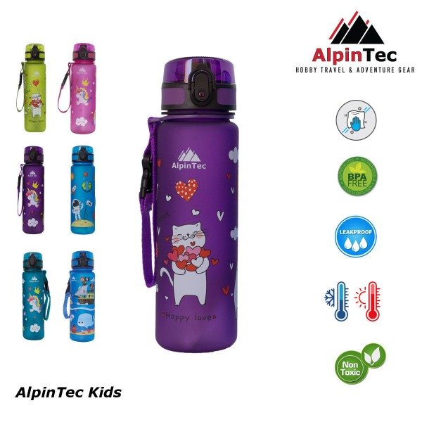 Παγούρι 500ml Kids Alpin Tec
