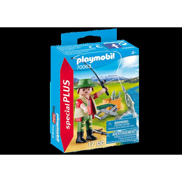 Playmobil 70063 Ψαράς