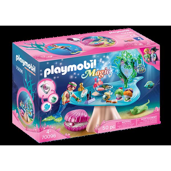 Playmobil 70096 Σαλόνι Ομορφιάς με Θήκη Μαργαριταριών