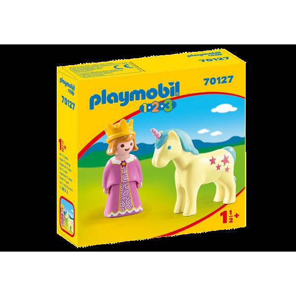 Playmobil 70127 Πριγκίπισσα με μονόκερο