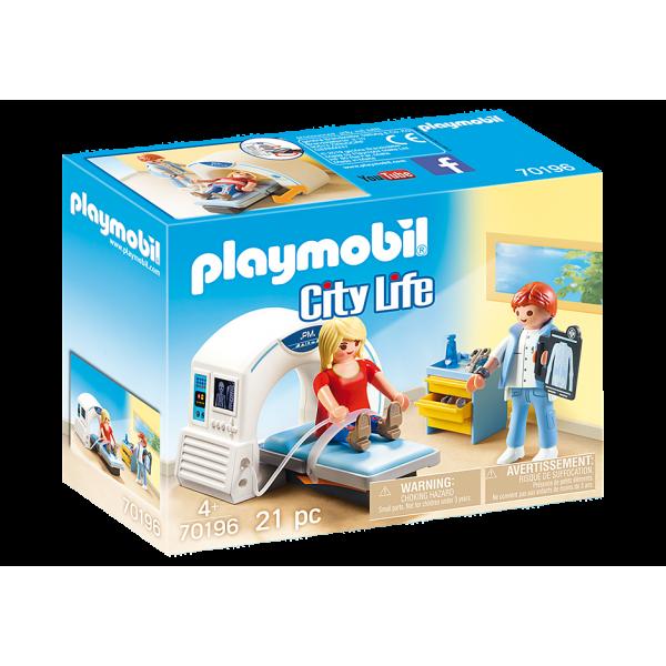 Playmobil 7096 Ακτινολογικό Κέντρο