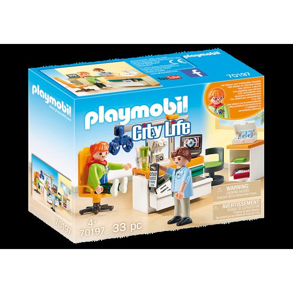 Playmobil 70197 Οφθαλμιατρείο