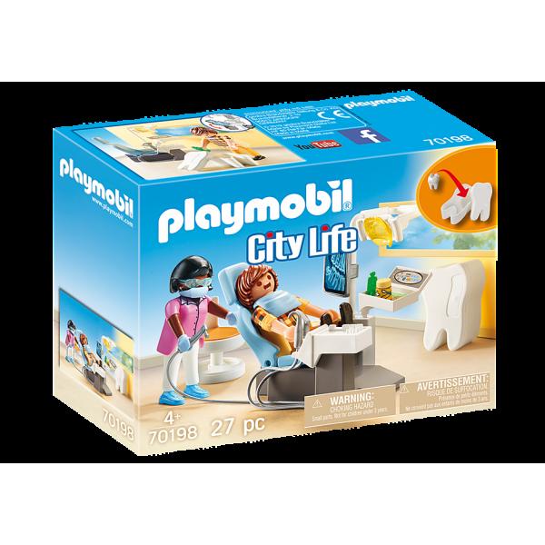 Playmobil 70198 Οδοντιατρείο