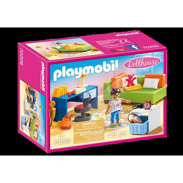 Playmobil 70209 Εφηβικό Δωμάτιο