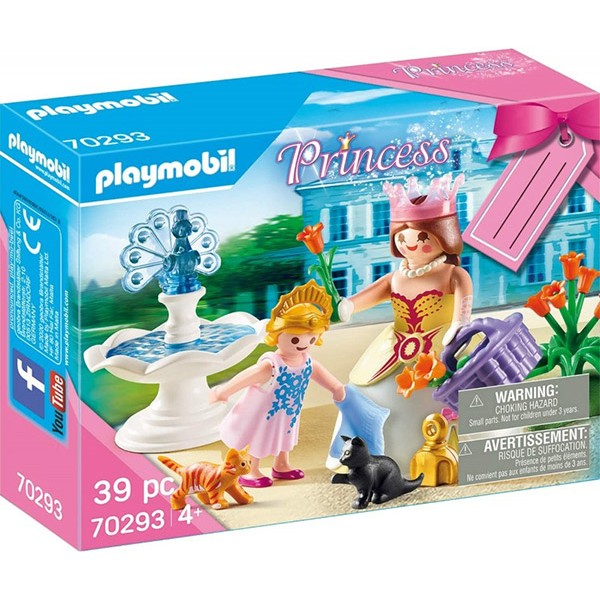 Playmobil 70293 Βόλτα στον πριγκιπικό κήπο