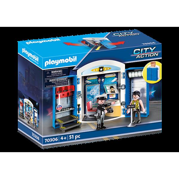 Playmobil 70306 Αστυνομικό Τμήμα