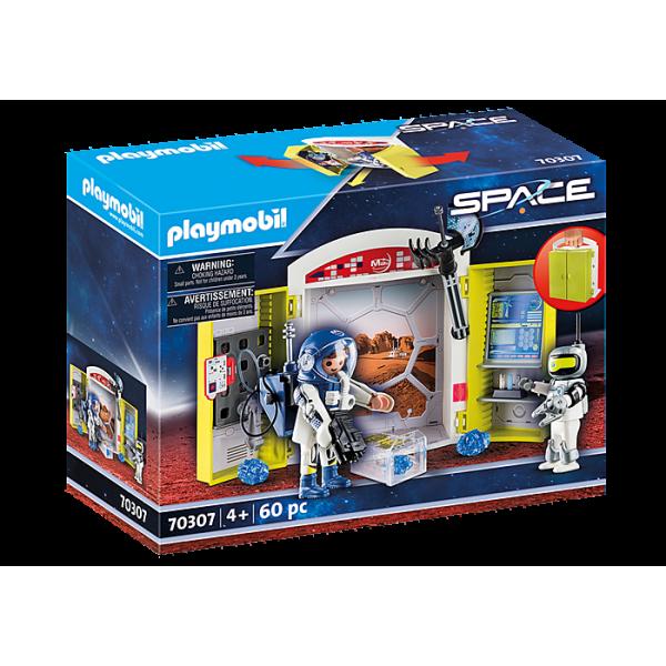 Playmobil 70307 Διαστημικός Σταθμός