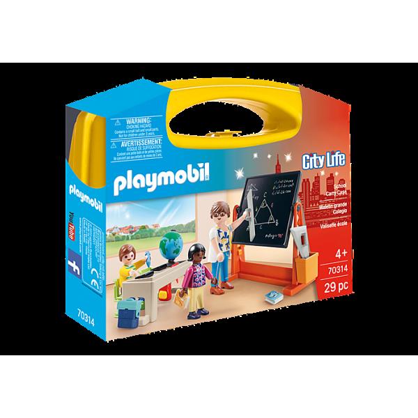 Playmobil 70314 Βαλιτσάκι Σχολική τάξη