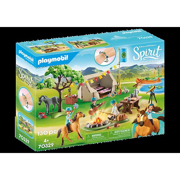 Playmobil 70329 Καλοκαιρινή κατασκήνωση