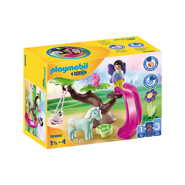 Playmobil 70400 Νεραϊδούλα και ζωάκια στην παιδική χαρά