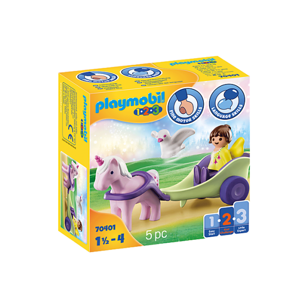 Playmobil 70401 Νεραϊδοάμαξα με μονόκερο