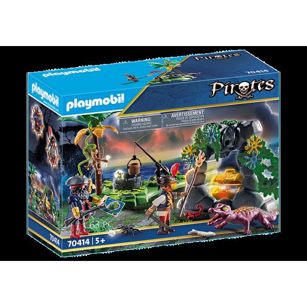 Playmobil 70414 Κρυσφήγετο Πειρατών