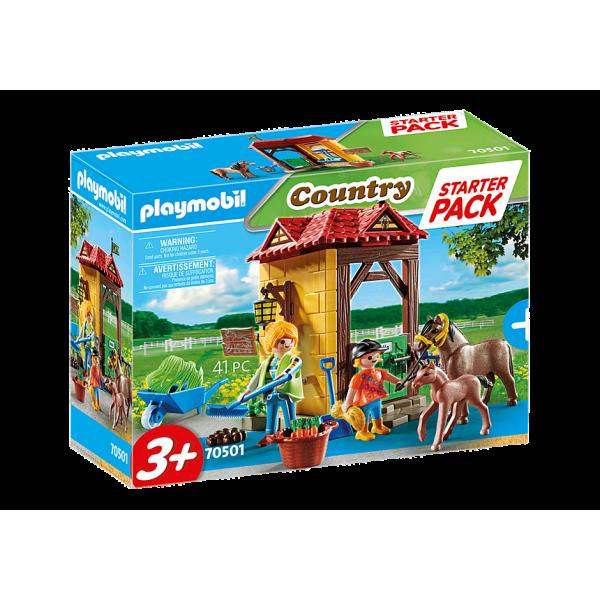 Playmobil 70501 Στάβλος αλόγων