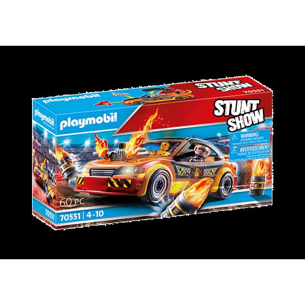 Playmobil 70551 Όχημα Ακροβατικών