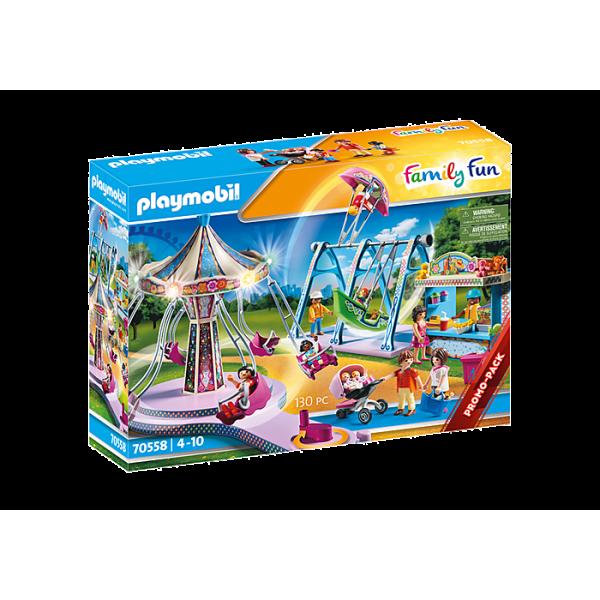 Playmobil 70558 Μεγάλο Λούνα Πάρκ